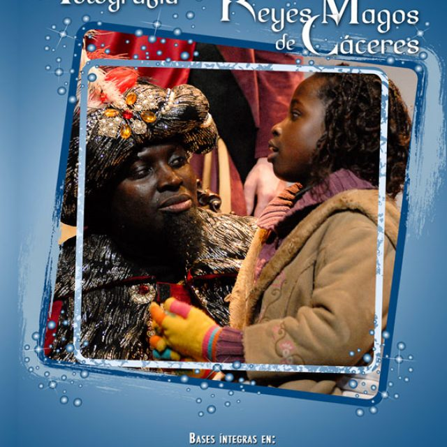 VII Edición del Concurso de Fotografía «Reyes Magos de Cáceres»