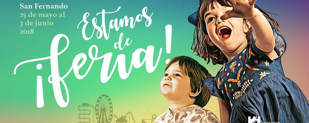 La Feria de San Fernando de Cáceres se celebra desde este viernes y hasta el domingo 3 de junio con dos días del niño