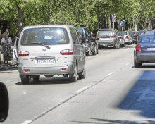 Restricciones al tráfico el domingo con motivo de la Manifestación por un Tren Digno