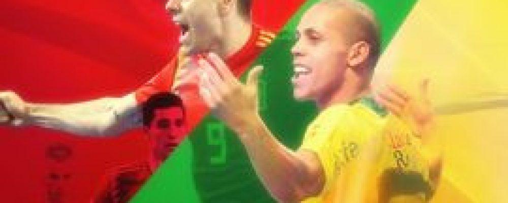 El Ayuntamiento exhibe este sábado las Copas del Mundo y Europa ganadas por España en fútbol sala