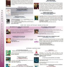 Agenda Cultural – febrero 2020