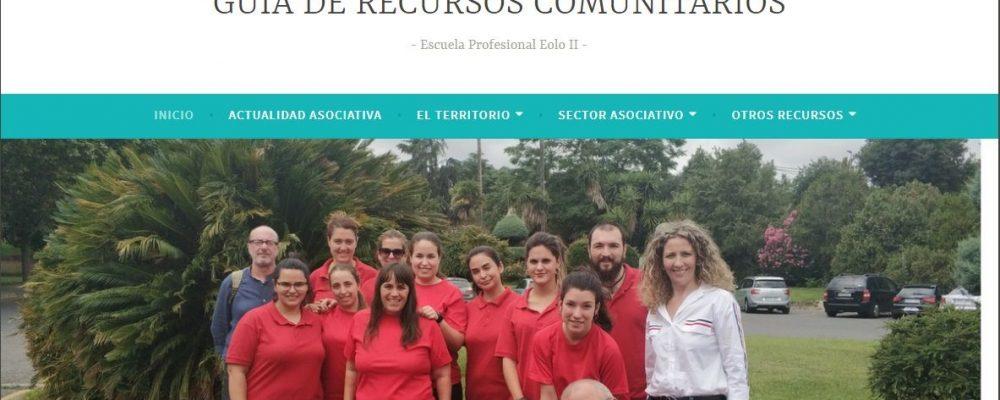 Presentación del Blog Guía de Recursos Comunitarios