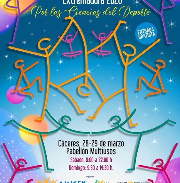 24 Gimnastrada Extremadura 2020