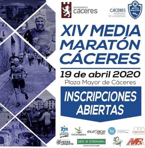 14 Media Maratón de Cáceres