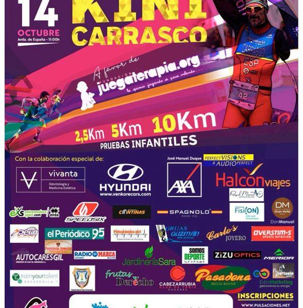 IV Carrera Popular Kini Carrasco