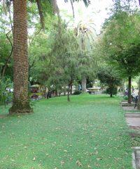 Paseo de Cánovas y Parqurçe de Calvo Sotelo (Promenade of Cánovas and Calvo Sotelo Park)