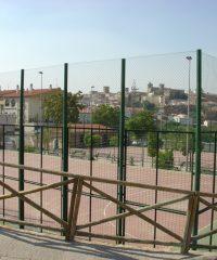 Pista Deportiva Puente San Francisco