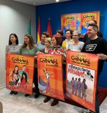 Cáceres va a celebrar un Carnaval «más inclusivo, sostenible, respetuoso y ecológico»