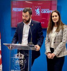 El presupuesto del Ayuntamiento supera los 69 millones de euros con una inversión de más de 5 millones