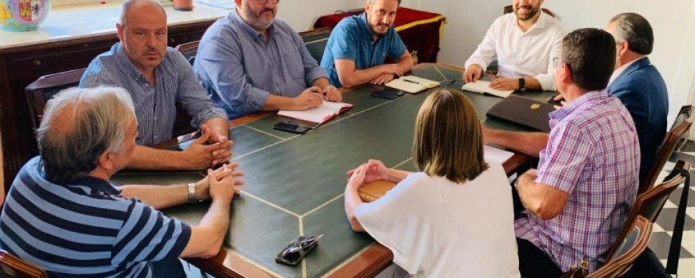 El Ayuntamiento quiere un nodo logístico en Las Capellanías