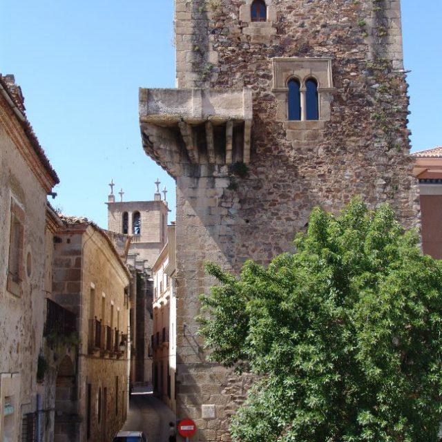 Torre de Espaderos