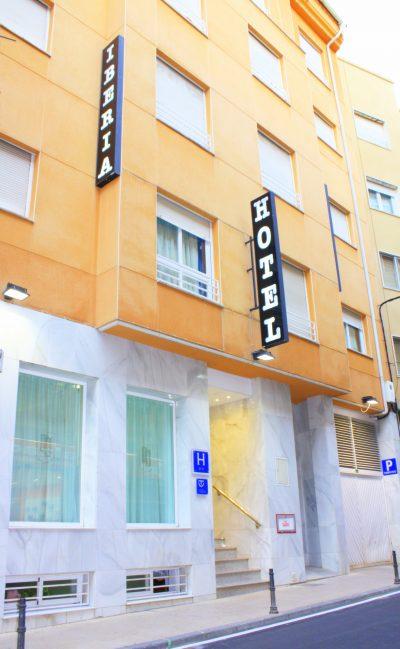 HOTEL IBERIA PLAZA DE AMÉRICA